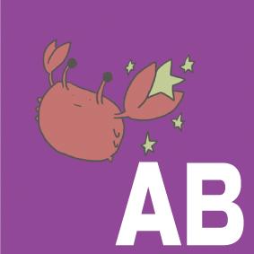 【かに座AB型】性格・恋愛・結婚運・相性ランキング